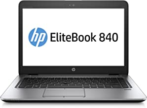 "HP EliteBook 840 G3 - 14"" FHD, Intel Core i5-6300U 2.4Ghz, 8GB DDR4, 256GB SSD, Bluetooth 4.2, Windows 10 64 (Renewed)"