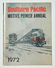 Southern Pacific Motive Power Annual 1972