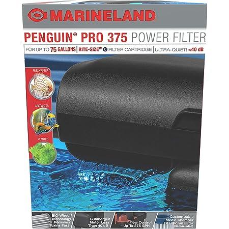 MarineLand ML Penguin PRO 375 Filter 6//1 CT