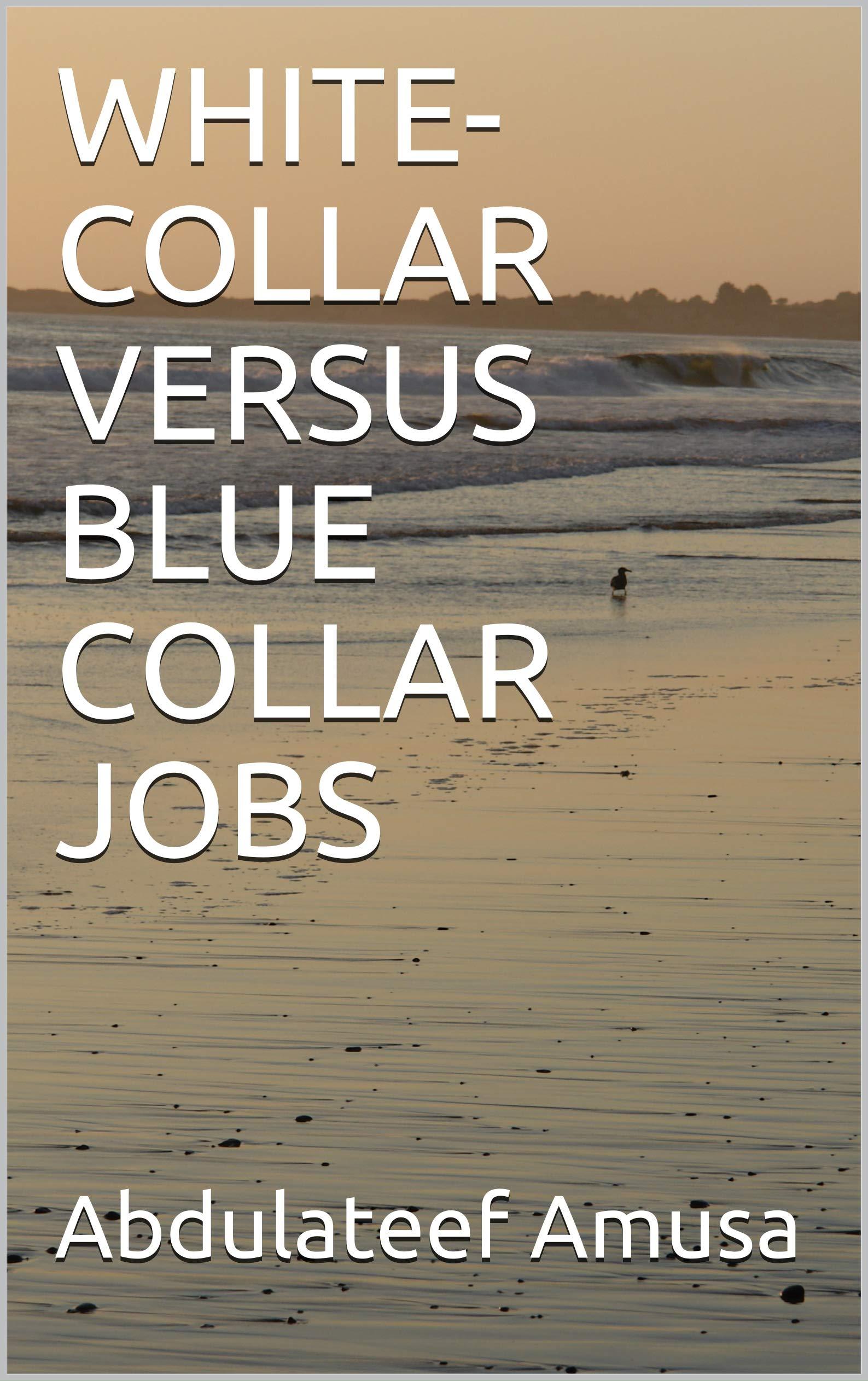 WHITE-COLLAR VERSUS BLUE COLLAR JOBS