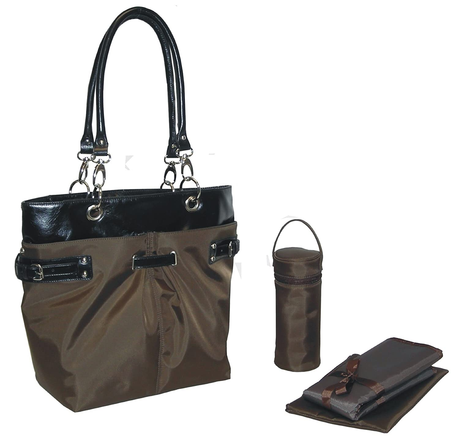 Kalencom Ultimate Midi Tote, Chocolate (Discontinued by Manufacturer)