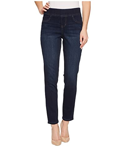 Jag Jeans Marla Pull-On Denim Leggings (Dark Indigo) Women