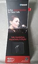 Tzumi 3763B ProBuds Driver Series Handsfree Bluetooth Micro Earpiece-Black