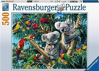 Ravensburger 14826 Puzzle 500 pièces Koalas dans l'arbre Adulte, Néant