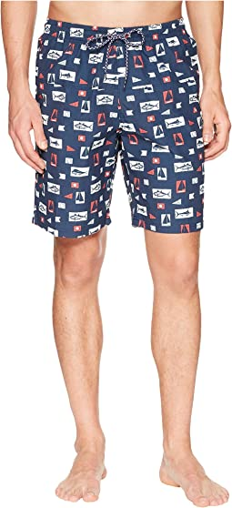 "Harborside Swim 5"" Trunk"