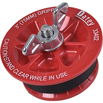 Renewed Cherne 270040 Test-Ball 4-Inch Plug
