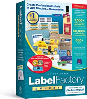 label factory deluxe