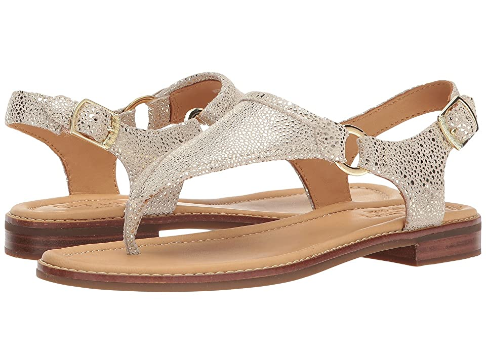 Sperry Abby Sparkle (Platinum) Women