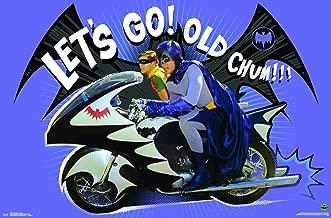 Trends International DC Comics Batman TV Series-Batcycle Wall Poster, 22.375