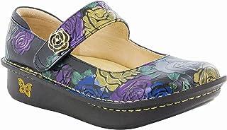 553e939bb1 Alegria Womens Paloma Mary Jane Shoe, Workwomanship, 44 W EU (14 M US