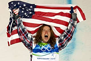 Shaun White Poster Photo Limited Print Team USA Winter Olympics Snowboarding Sexy Celebrity Athlete Size 22x28 #1