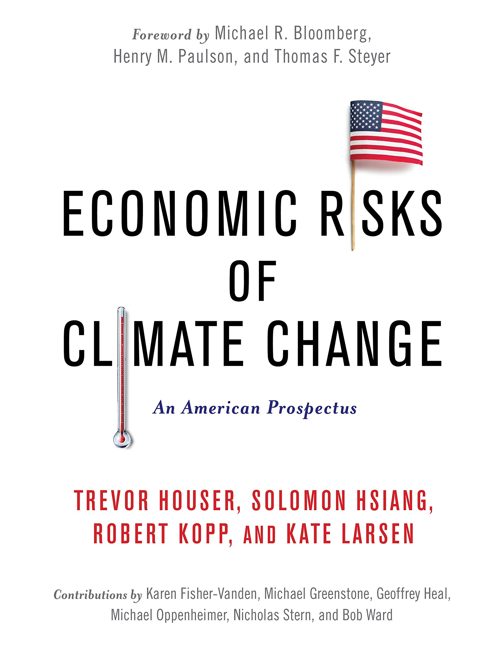 Image OfEconomic Risks Of Climate Change: An American Prospectus