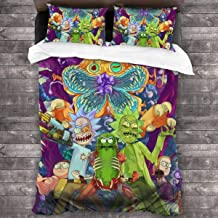 Best rick and morty comforter queen Reviews