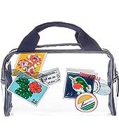 Vera Bradley Luggage - Beach Cosmetic