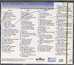 Voices of Romance - The Very Best of Great Romantic Singers