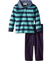 Pumpkin Patch Kids - Rugby Top Set (Infant)