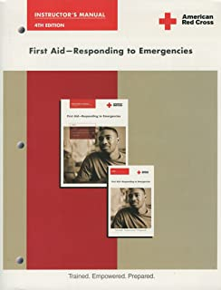 First Aid- Responding to Emergency American Red Cross
