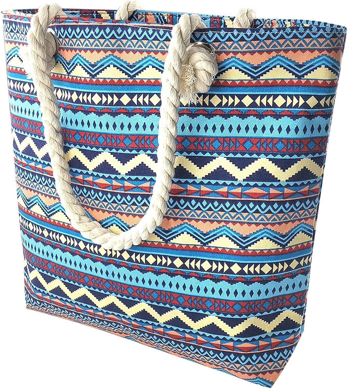Large Canvas Tote Bag Beach Bag, Handbag for Women Work,Shopping