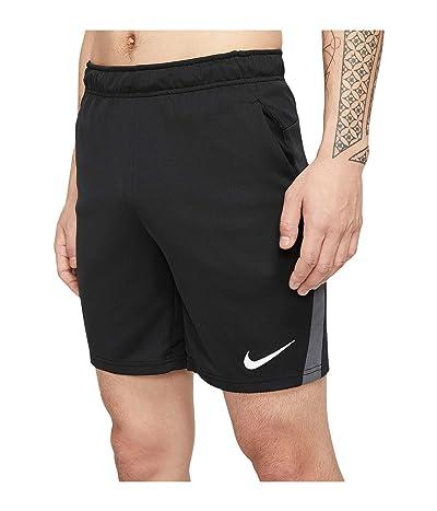 Nike Dry Shorts 5.0 (Black/Iron Grey/White) Men