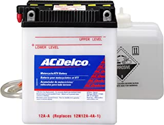 ACDelco AB12AA Specialty Conventional Powersports JIS 12A-A Battery