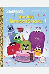 Why Are Birthdays Special? (StoryBots) (Little Golden Book) Kindle Edition