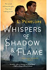 Whispers of Shadow & Flame: Earthsinger Chronicles, Book Two Kindle Edition