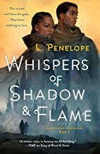 Whispers of Shadow & Flame: Earthsinger Chronicles, Book Two