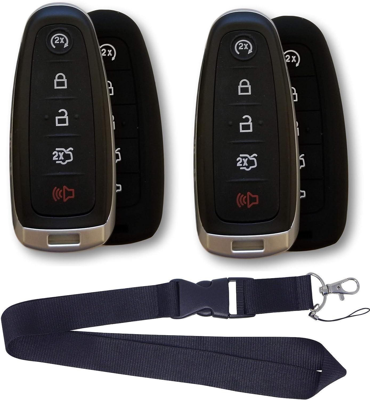 For 2013 2014 2015 2016 Ford C-MAX Flex Taurus Smart Prox Car Remote Key Fob