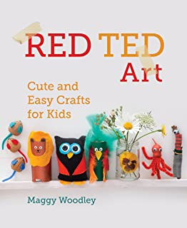 Red Ted Art: Cute and Easy Crafts for Kids