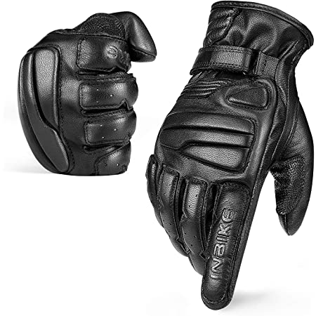 Black Protective Motorcycle Full Finger Gloves air pistol shooting training