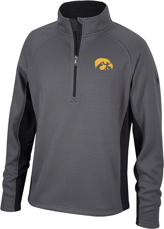 Spyder Men's Discount mail order free Constant Half Pullover Zip Gameday Sweater
