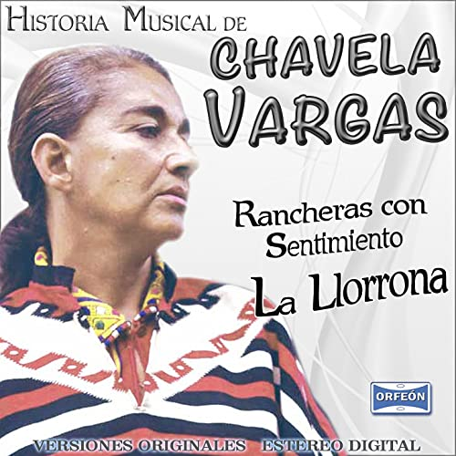 Cartas Marcadas by Chavela Vargas on Amazon Music - Amazon.com