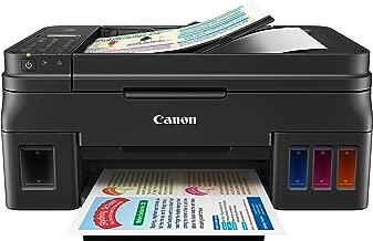 Canon PIXMA G4200 Wireless Mega Tank All-In-One Printer, Black, 8.5 x 11 inch