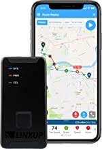 Linxup LTAS1_PS LTAS1 Mini Portable Real Time 4G Personal Tracking and GPS Tracker