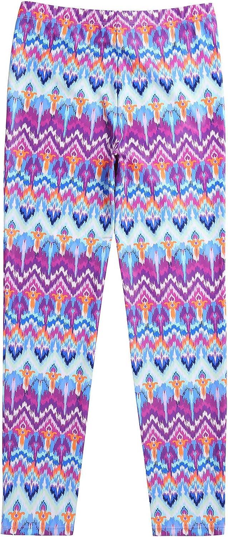 Kaerm Kids Girls Printed Low Elastic Rise Ranking TOP13 Pants Cheap mail order shopping Tights Leggings