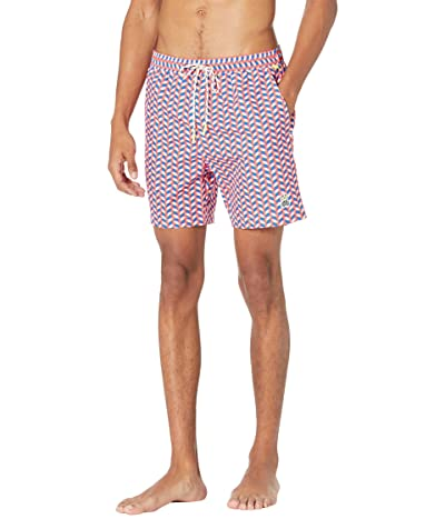 Psycho Bunny Tupton Swim Trunks Men
