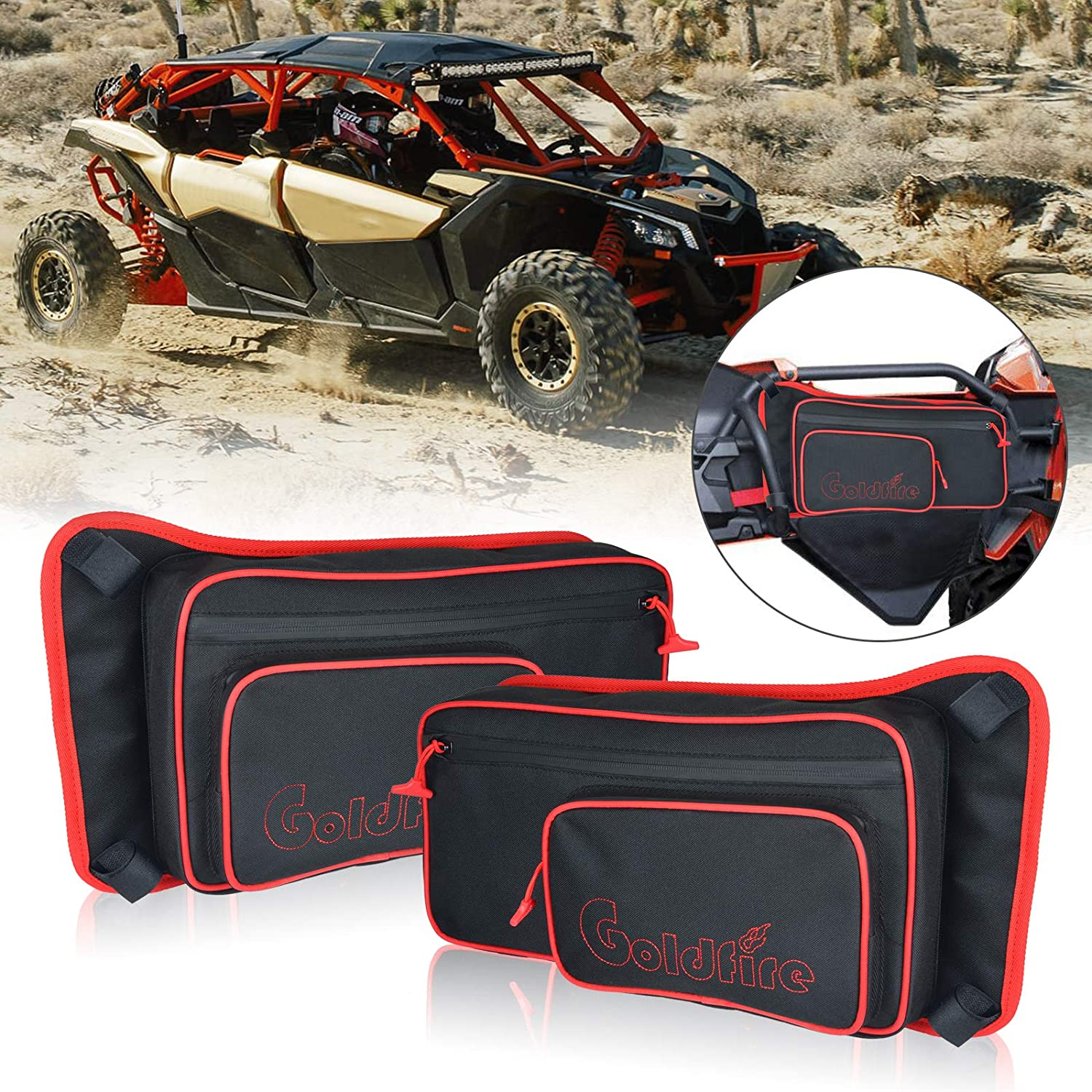 Max 85% OFF Sresk Maverick X3 Accessories Rear Bags for 20 Complete Free Shipping Door