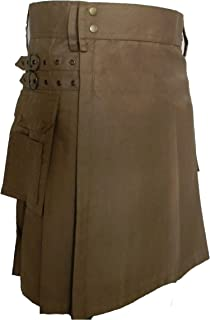 """UT Kilts""""The Standard"""" Utility Kilt, Modern Kilt, Men's Kilt"""