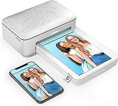 HP Sprocket Studio 10×15 cm Sofortbilddrucker (Weiß) Drucken Sie Fotos von Ihren..