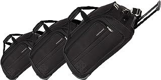 حقيبة الأمتعة Camiliant من American Tourister - Gaho Softside Spinner مجموعة من 3 قطع