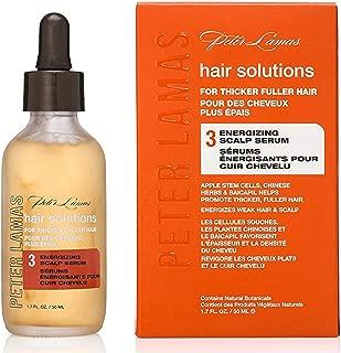 Peter Lamas Hair Solutions Energizing Scalp Serum, 1.7 Ounce
