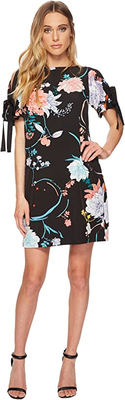 Adrianna Papell - Zen Blossom Shift Dress