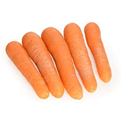 Burgess Harvest Carrots 1kg