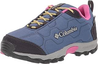 Columbia Kids' Youth Firecamp Sledder 3 Waterproof Hiking Shoe