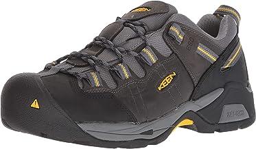 Keen Utility Men's Detroit Xt Low Soft Toe ESD Work Shoe