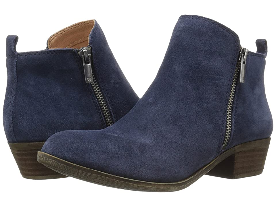 Lucky Brand Basel (Bright Blue) Women