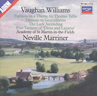 Best ralph vaughan williams fantasia on greensleeves Reviews