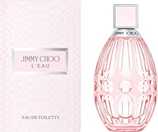 JIMMY CHOO L'eau Eau De Toilette, Floral Fruity Musky, 3 Fl Oz