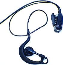 Earhook Earpiece for Motorola CP200 BPR40 RMU2040 CLS1110 CLS1410 CP110 RDU2020 RDU2080D RDU4100 CP185 VL50 Radios Pulsat EJ30 Series