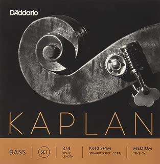 kaplan bass strings